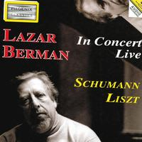 Lazar Berman - Robert Schumann and Ferenc Liszt : Piano In Concert Live