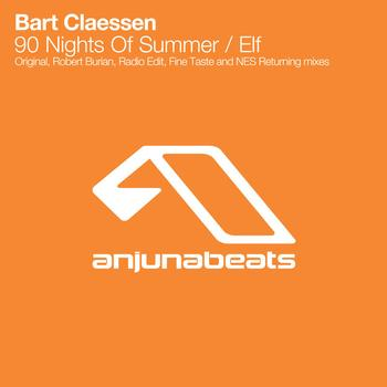 Bart Claessen - 90 Nights Of Summer / Elf