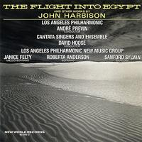 Los Angeles Philharmonic - John Harbison: The Flight Into Egypt