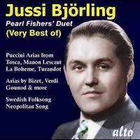 Jussi Björling - The Very Best of Jussi Björling - Pearl Fisher's Duet