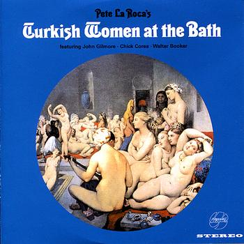 Pete La Roca - Turkish Women at the Bath