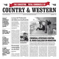Siniestro Total - Country & Western