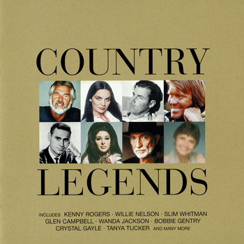 Various Artists - Country Legends