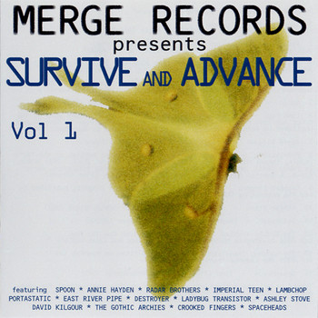 Various Artists - Survive and Advance: A Merge Records Compilation