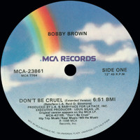 Bobby Brown - Don't Be Cruel (Remixes)