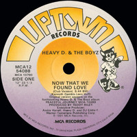 Heavy D & The Boyz - Now That We Found Love (Remixes)
