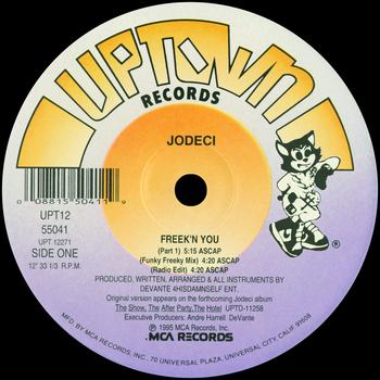 Jodeci - Freek'n You (Remixes)