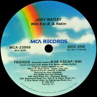 Jody Watley - Friends (Remixes)