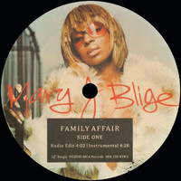 Mary J. Blige - Family Affair (Remixes)
