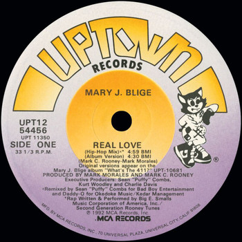 Mary J. Blige - Real Love (Remixes)