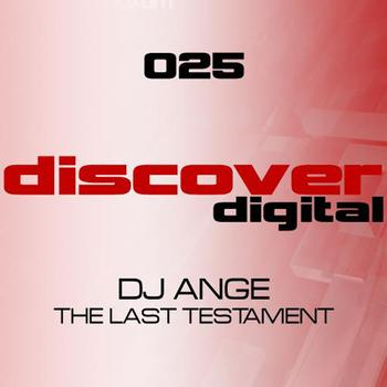 DJ Ange - The Last Testament - EP