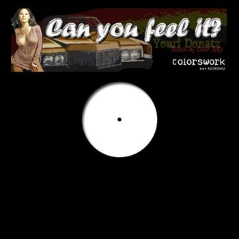 youri Donatz - Can You Feel It?