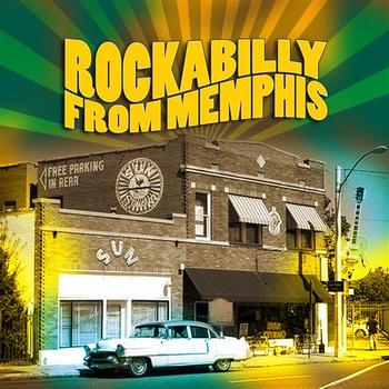 Various Artists - Rockabilly From Memphis