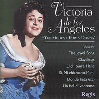 Victoria De Los Angeles - The Modest Prima Donna