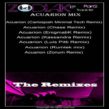 Alonzo - Acuarion (The Remixes)