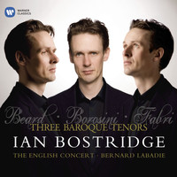 Ian Bostridge - The Three Baroque Tenors [digital exclusive] (digital exclusive)