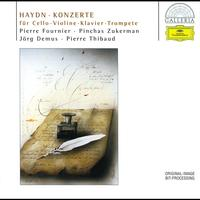 Various Artists - Haydn: Concertos for Cello, Violin, Piano & Trumpet