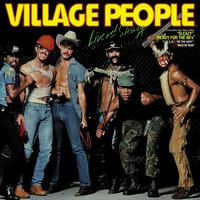 Village People - Village People Live and Sleazy (Original Live Album 1980)