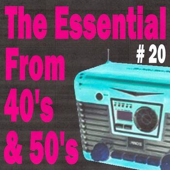 Various Artists - The Essential from 40's and 50's, Vol. 20