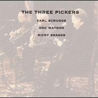Earl Scruggs - The Three PIckers