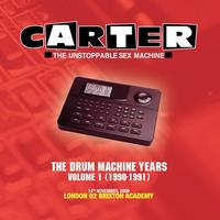 Carter The Unstoppable Sex Machine - The Drum Machine Years - Volume 1 (1990 - 1991) - Live at Brixton Academy