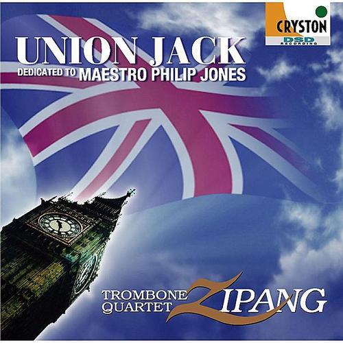 Trombone Quartet Zipang MP3 Track Four for Four : 3. Vivace