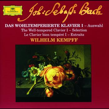 Wilhelm Kempff - Bach: The Well-tempered Clavier I - Selection