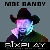 Moe Bandy - Six Play: Moe Bandy - EP
