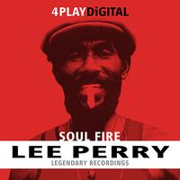 Lee Perry - Soul Fire - 4 Track EP
