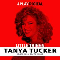 Tanya Tucker - Little Things - 4 Track EP