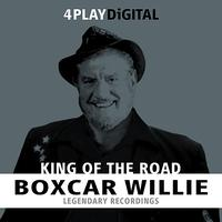 Boxcar Willie - King Of The Road - 4 Track EP