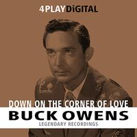 Buck Owens - Down On The Corner Of Love - 4 Track EP