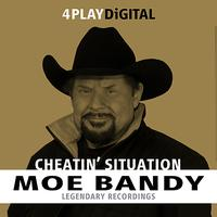 Moe Bandy - It's A Cheating Situation - 4 Track EP
