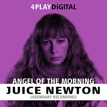 Juice Newton - Angel Of The Morning - 4 Track EP