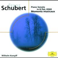 Wilhelm Kempff - Schubert: Piano Sonata in B flat D 960; Moments musicaux D 780
