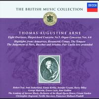 Various Artists - Arne: Overtures/Arias etc (2 CDs)