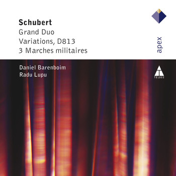 Daniel Barenboim - Schubert : Grand Duo, Variations D813, Marches militaires - piano duet