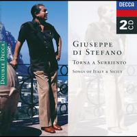 Giuseppe Di Stefano - Torna a Surriento - Songs of Italy and Sicily (2 CDs)