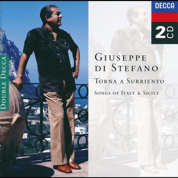 Giuseppe Di Stefano - Torna a Surriento - Songs of Italy and Sicily