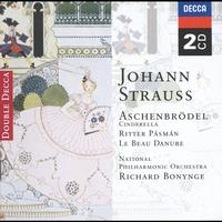 The National Philharmonic Orchestra - Strauss, Johann II: Aschenbrodel (Cinderella) etc.