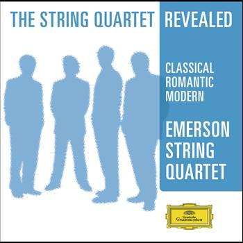 Emerson String Quartet - Emerson String Quartet - The String Quartet Revealed (3 CDs)