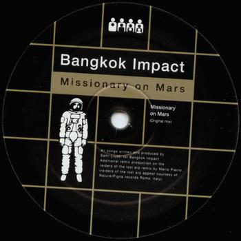 Bangkok Impact - Mission on Mars