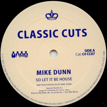Mike Dunn - So Let it be House!