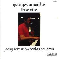 Georges Arvanitas - Three of Us