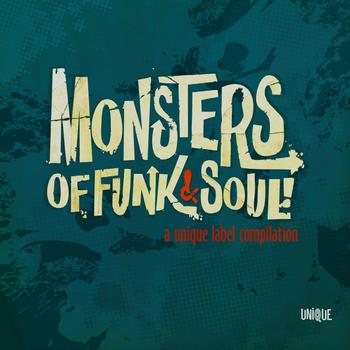 Various Artists - Monsters of Funk & Soul