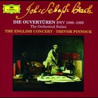 The English Concert / Trevor Pinnock - Bach: Orchestral Suites (Overtures) BWV 1066-1069