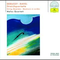Melos Quartet - Debussy / Ravel: String Quartets