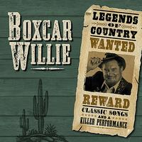 Boxcar Willie - Legends Of Country