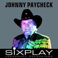 Johnny Paycheck - Six Play: Johnny Paycheck - EP
