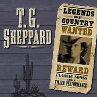 T.G. Sheppard - Legends Of Country